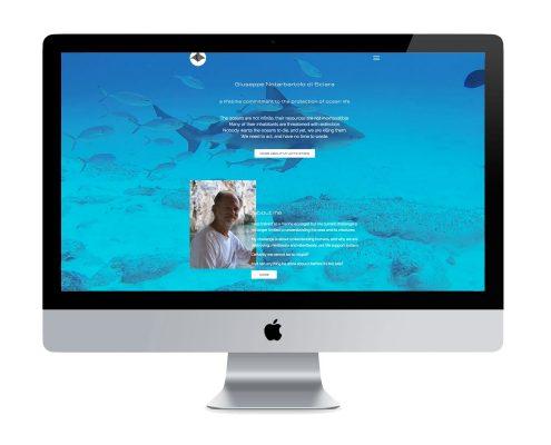sito web privato Notarbatolo di Sciara - - ©Elena Politi Web Designer